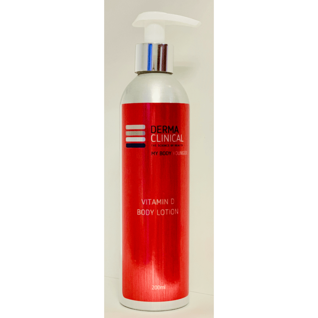 MY BODY YOUNGER – VITAMIN D BODY LOTION