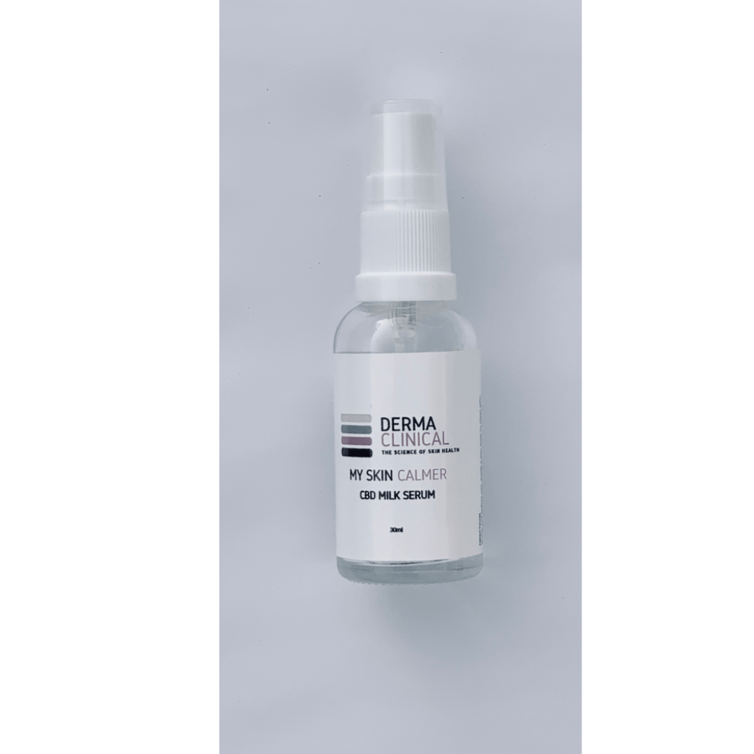 MY SKIN CALMER – CBD MILK SERUM