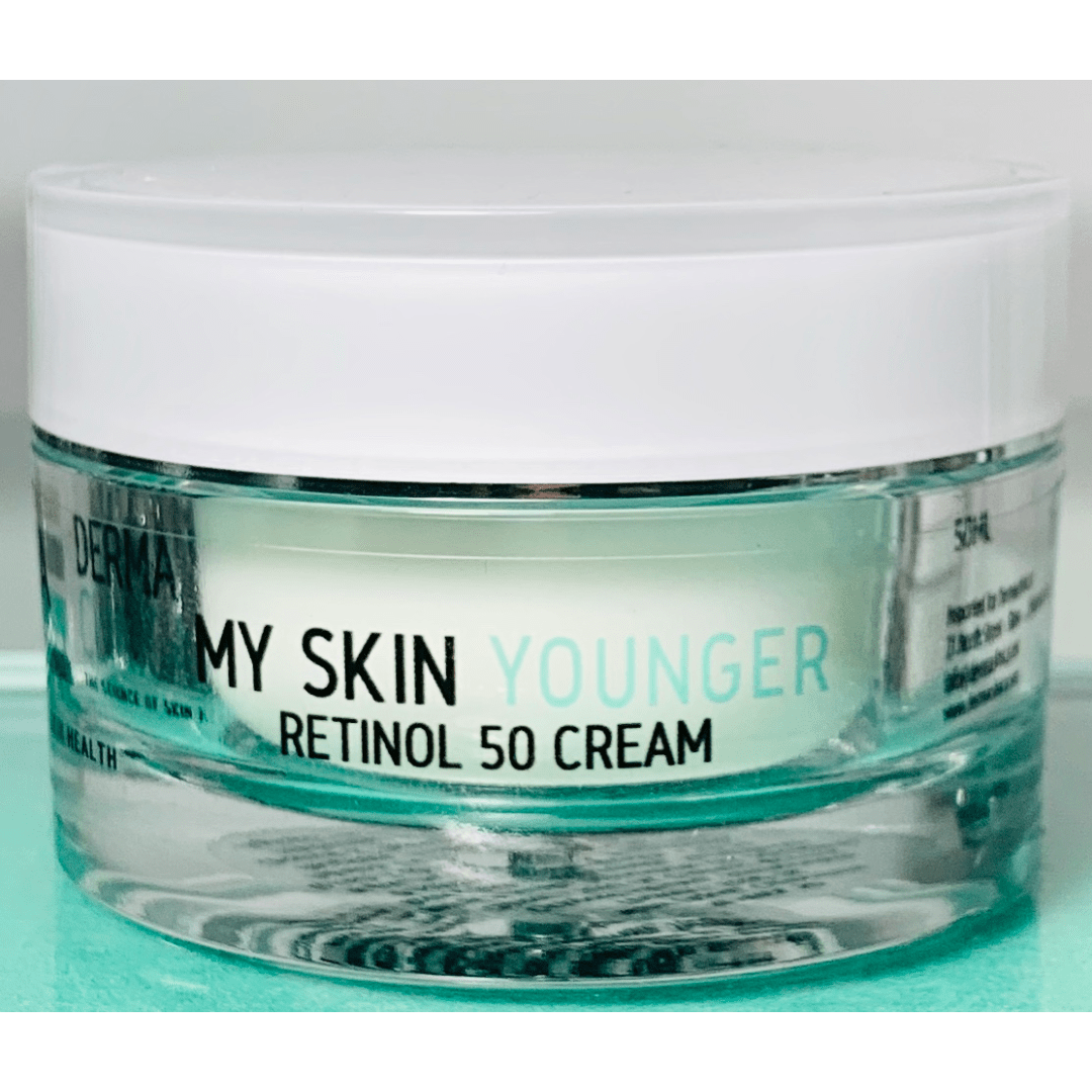 MY SKIN YOUNGER – RETINOL 50 CREAM
